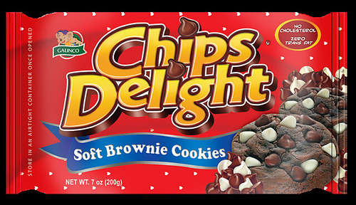 9) Soft Brownie Cookies