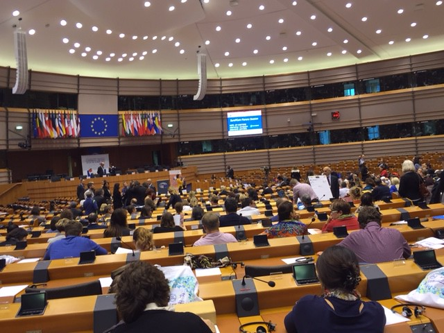 EUROPE DIRECT BIZKAIA EN LA AGM (ANNUAL GENERAL MEETING) DE CENTROS EUROPE DIRECT