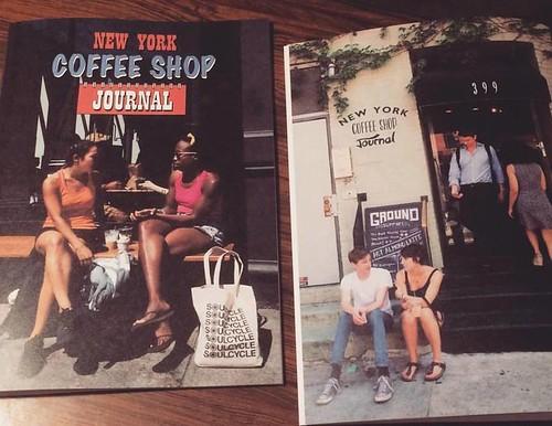 『New York Coffee Shop Journal』』