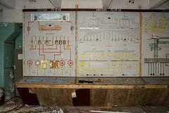 Duga Power Controle Room