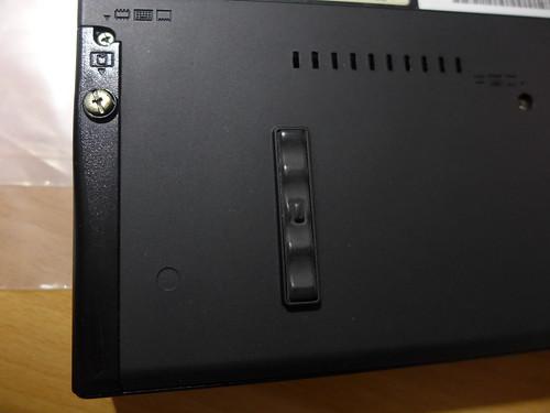 T61 更換硬碟