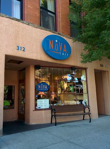 Nova Cafe (yummy breakfast)