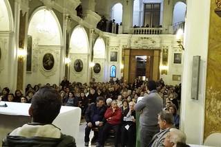 Noicattaro. Assemblea parrocchiale Carmine front