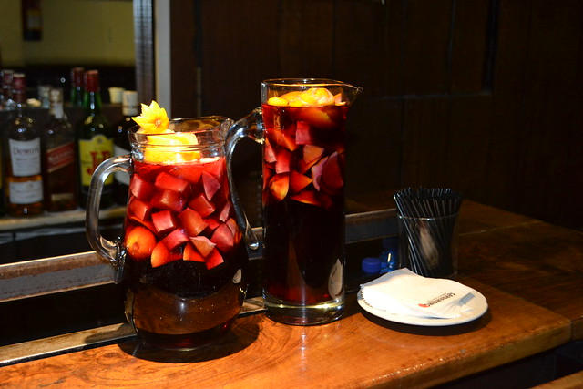 sangria - Flamenco en Madrid - Cardamomo Tablao Flamenco
