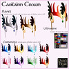 Caoilainn Crown gacha key