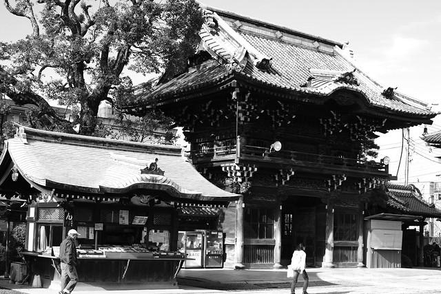 Mono scheme - Temple