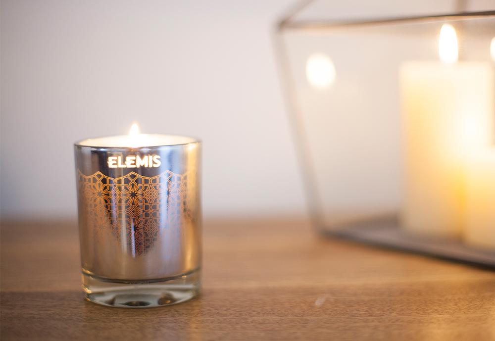 Elemis candle