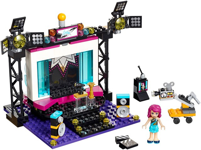 LEGO Friends 2016 | 41117 - Pop Star TV Studio