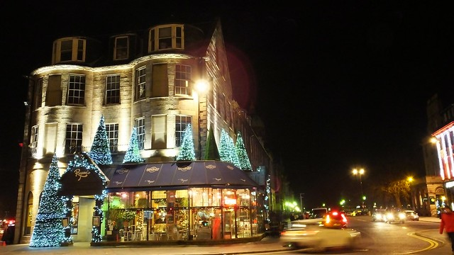 Ryans lit up for festive season
