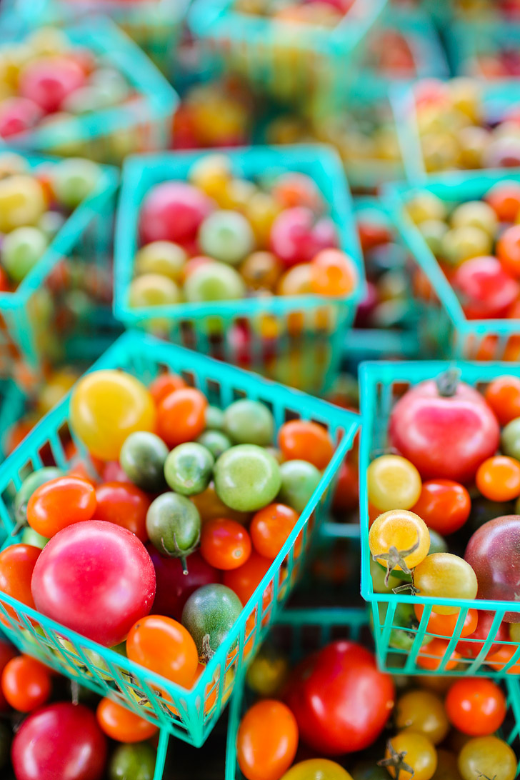 This is the Local Favorite Farmers Market- Getting Fresh Produce from Hillcrest Farmers Market San Diego.