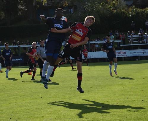 ACFC V Canterbury United 29 November