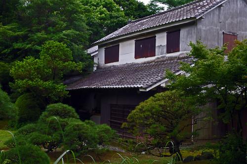 japan garden kumamoto kyushu yatsushiro shohinken