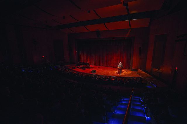 Grand Opening of the Robert R. Jay Performing Arts Center