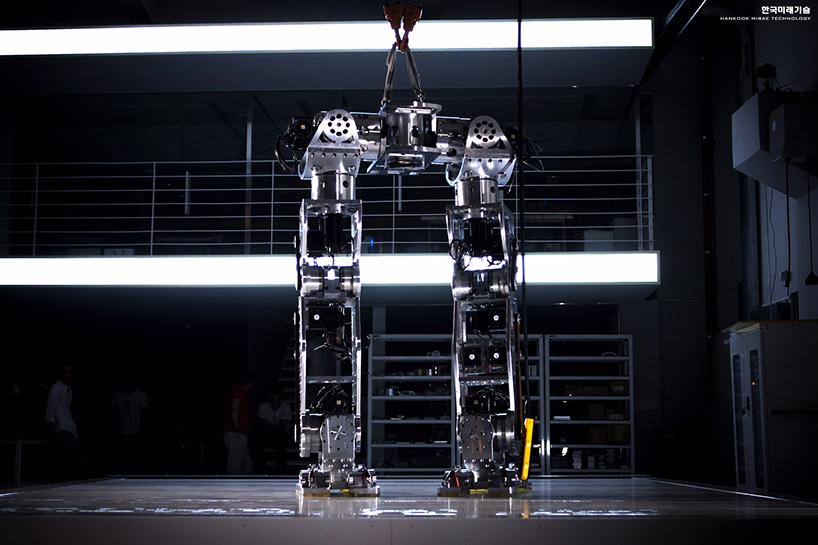 Ноги робота METHOD-2