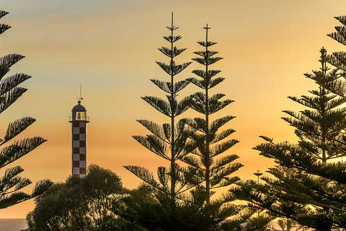 sunset bunbury marlstonlighthouse