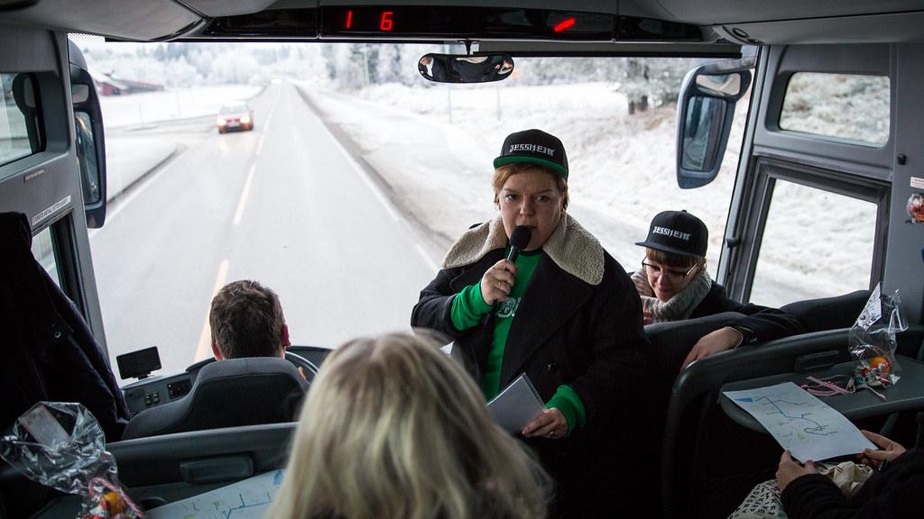 The Kåss Furuseths julelunsj 2016
