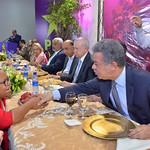 Compartir Navideño Dirigentes del PLD del Gran Santo Domingo
