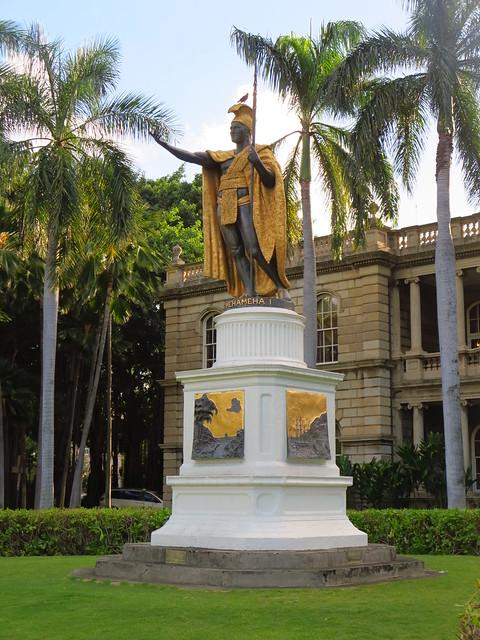 King Kamehameha Statue, Canon POWERSHOT ELPH 330 HS