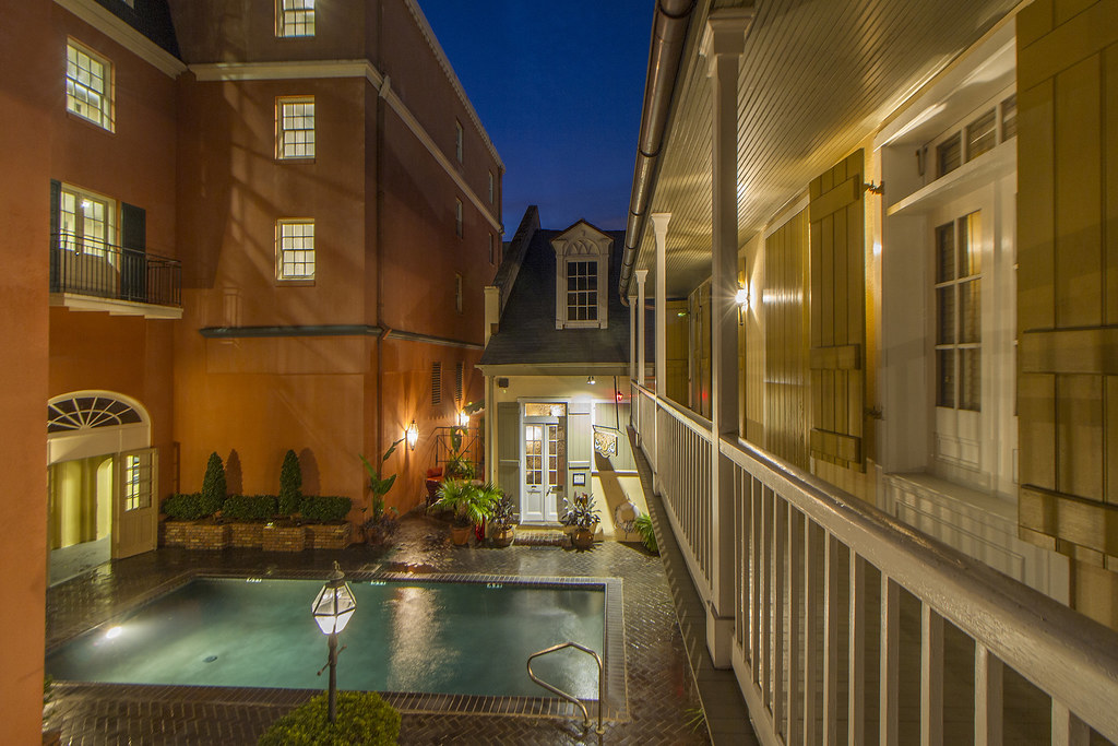 Dauphine Orleans Hotel review