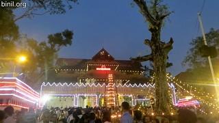 Shiva Rathri Celebration at Thrissur Vadakkunnathan Temple 01