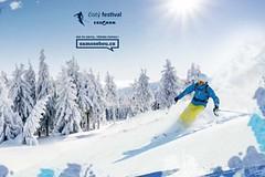 Čistý festival na sněhu - jak třídit odpady na sjezdovkách