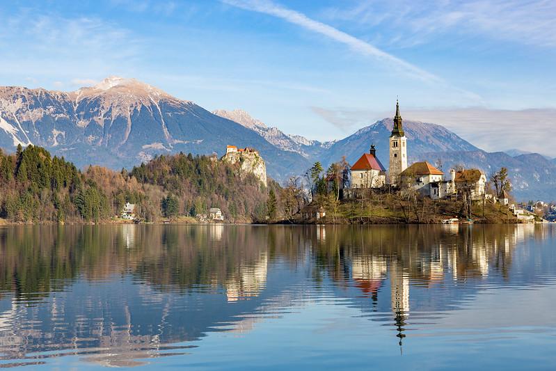 Bled Island - Slovenia