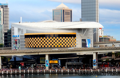 Imax Cinemas Darling Harbour