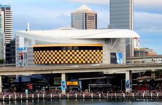 Darling Harbour 의 이미지. imax cinemas darling harbour sydney australia
