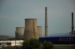 industry, electricity, power station, nuclear power plant, factory,