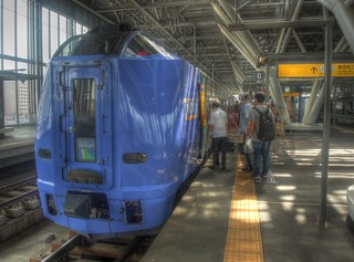 Asahikawa Station on AUG 21, 2015 (9)