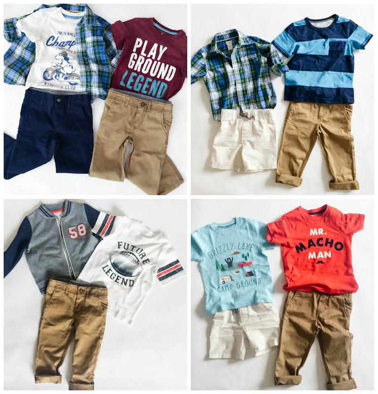 4113a5518ad83 cute & little blog | back to school carters toddler boy outfits  #CountMeInCarters