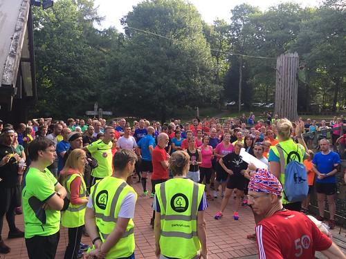 29.8.15 Wyre forest inaugural park run