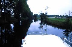 Hausboottour (225) Hüttenkanal