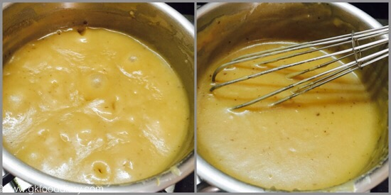 Wheat Halwa for Babies - step 5