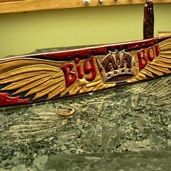 #handmade #leather #leatherdogcollar #lakings #wings #pitbulls #rescuedog #acrossleather