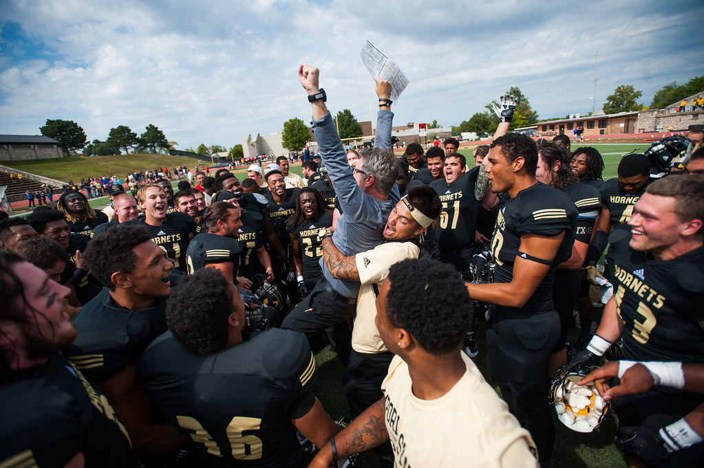 ESU Football vs Central Missouri - September 12, 2015
