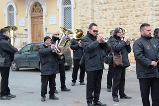 Noicattaro. Banda cittadina front