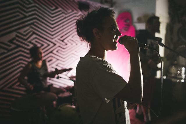 Blowing Chunks | 9.4.15 | Benson Femme Fest