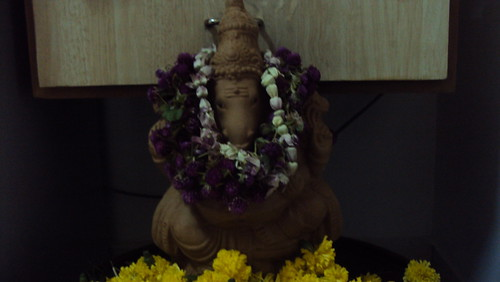 eco friendly clay ganesha