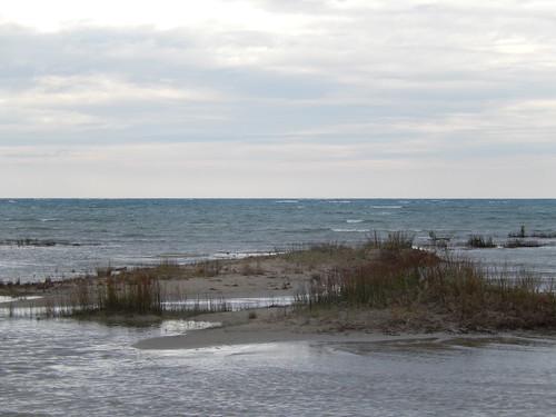Bruce Peninsula NP - Singing Sands