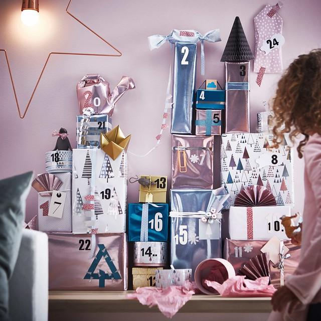 Ikean joulumallisto 2015 Kaikki Paketissa