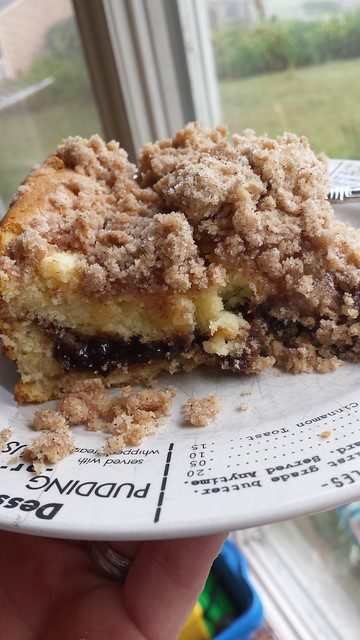 World's Best Crumb Cake