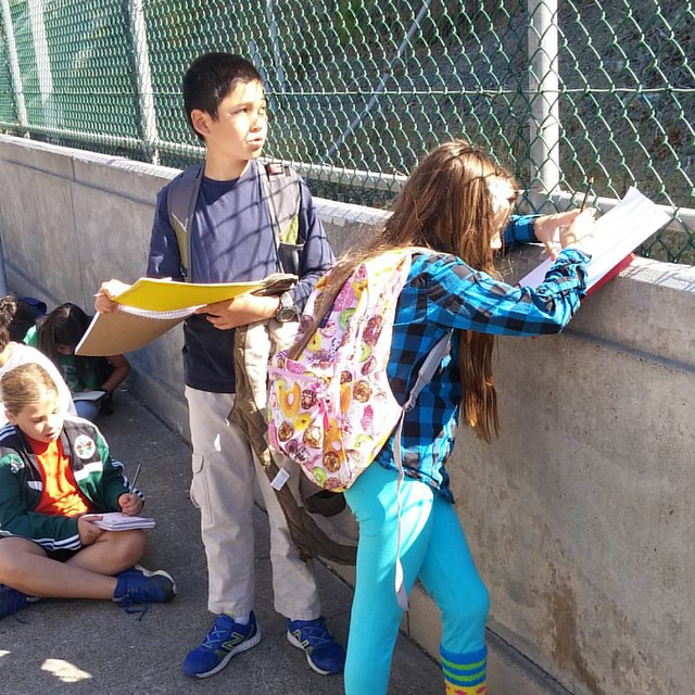 Observing and sketching the serpentine base of the San Francisco Mint #yellowband #greenband #serpentine #sfmint #sfbrightworks