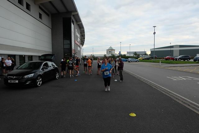 Doncaster AC Time Trial 17 September 2015