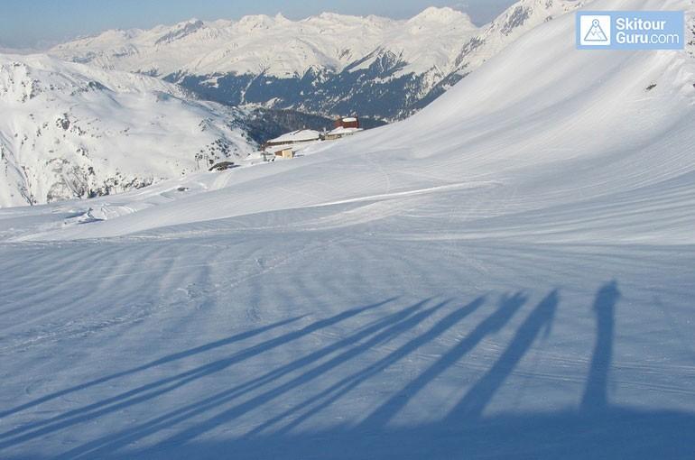 Typické lavinové situace iv. - starý sníh