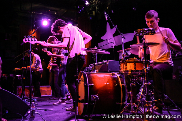 Day Wave @ The Independent, San Francisco 9/21/15