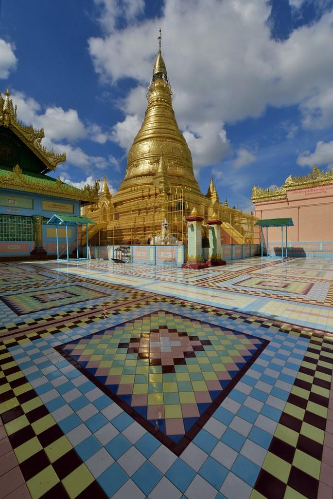 Resultado de imagen de Pagoda Soon Oo Ponya Shin