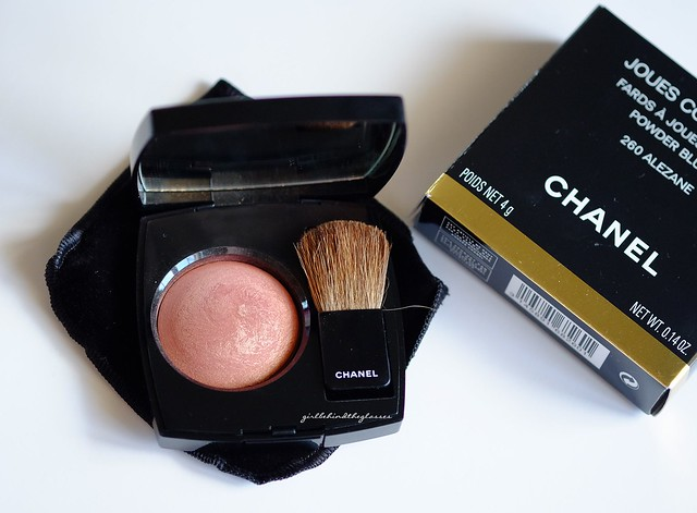 Chanel Joues Contraste Blush Alezane