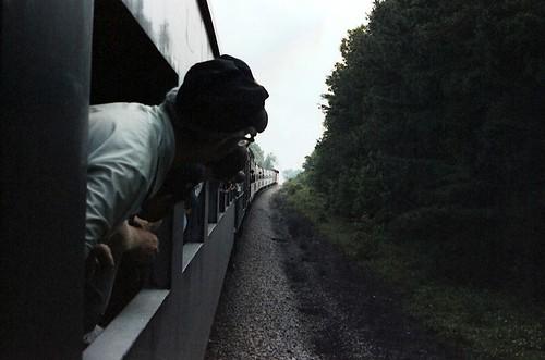 Norfolk Southern Steam Excursion Train / P1983-0605a069-13