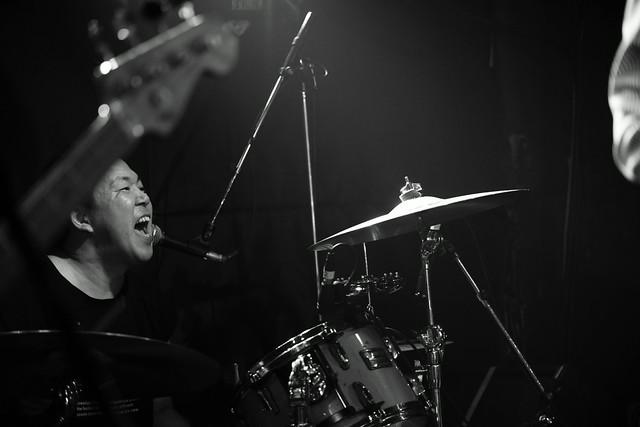 THE NICE live at Outbreak, Tokyo, 29 Sep 2015 - jam with Takayuki O.E. 537